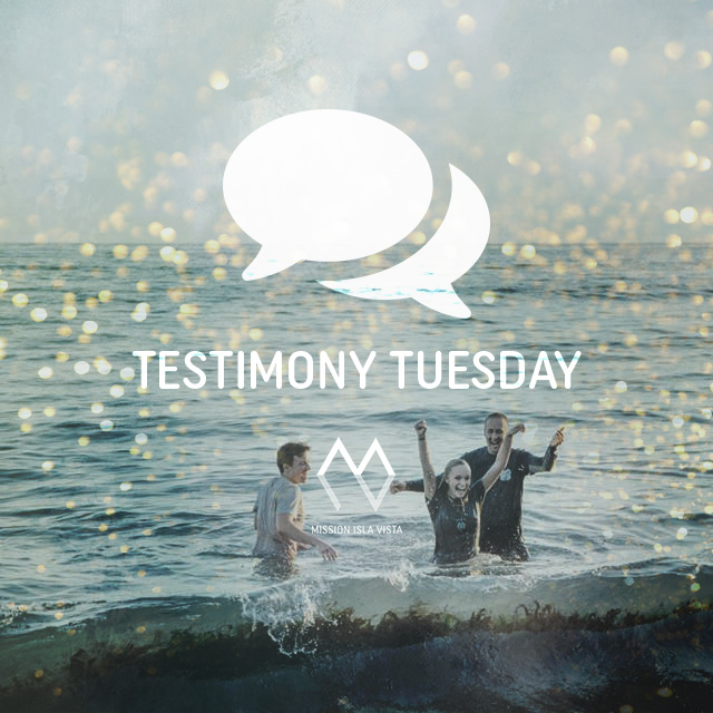 Testimony Tuesday – COP HAS MERCY – Rebecca Walsh