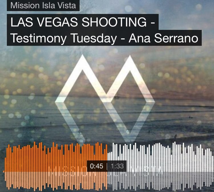 Testimony Tuesday – Las Vegas Shooting, Ana Serrano