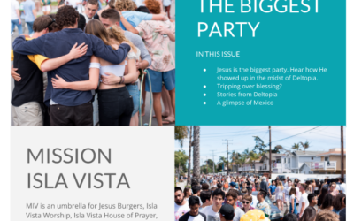 April 2018 – The Biggest Party E-Newsletter
