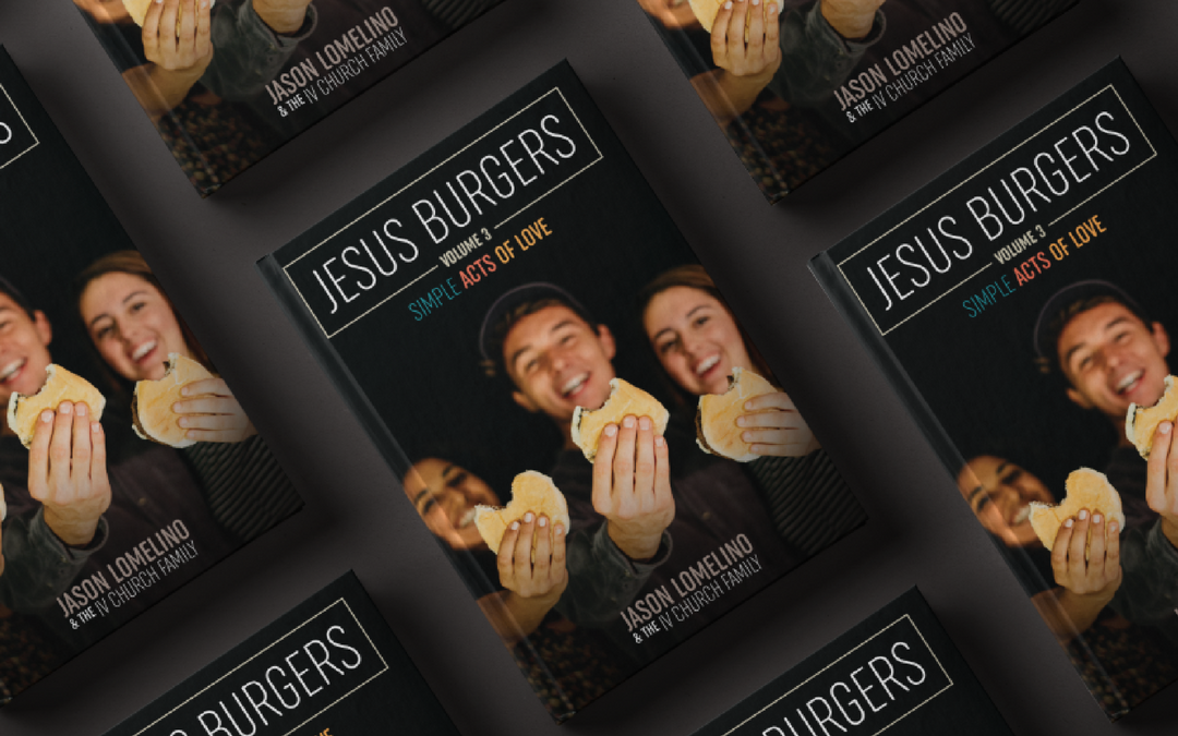 Jesus Burgers Volume 3 Out Now